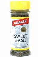 Sweet Basil - Small Family Size