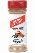 Adams Best ® Vanilla Cinnamon Sugar