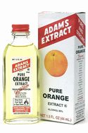 Pure Orange Extract - 1.5 FL OZ Bottle