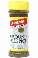 Ground Allspice - Small Family Size
