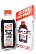 Adams Best Vanilla Flavor - 1.5 FL OZ Bottle