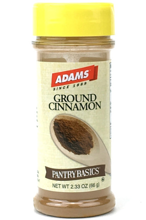 Ground Cinnamon - Small Family Size