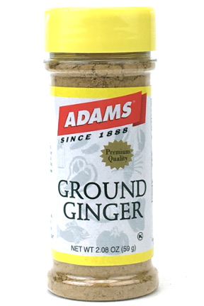 Ground Ginger - Small Family Size