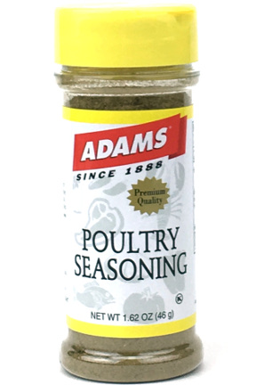 Poultry Seasoning - Small Family Size
