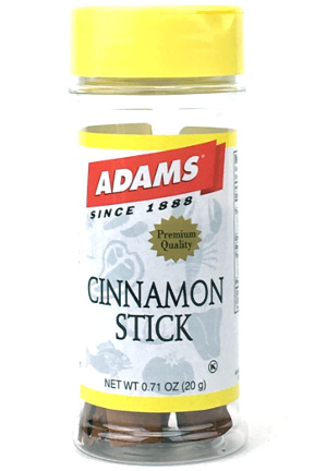 Cinnamon Sticks - Small Family Size