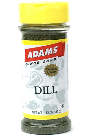 Dill - Small Family Size