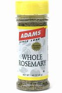 Whole Rosemary - Small Family Size