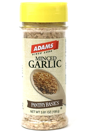 Minced Garlic - Small Family Size