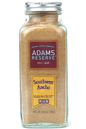 Southwest Ancho Sear-N-Crust Rub