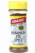 Pumpkin Pie Spice - Small Family Size