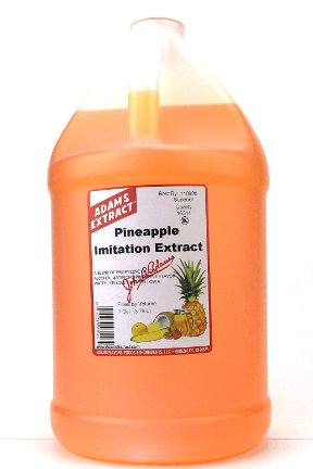 Imitation Pineapple Extract - Gallon Size