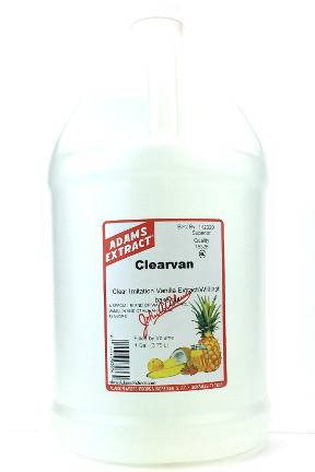 Adams ClearVan - Gallon size