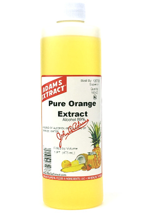 Pure Orange Extract - Pint size