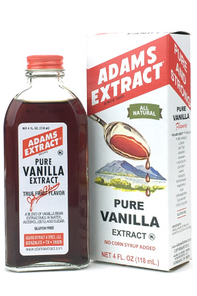 Pure Vanilla - 4 FL OZ Bottle