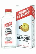 Nat. & Artificial Almond Extract - 4 FL OZ Bottle