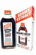 Adams Best Vanilla Flavor - 4 FL OZ Bottle