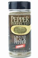 Ground Black Pepper - Medium Value Size