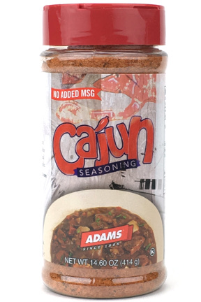 Cajun Seasoning - Medium Saver Size
