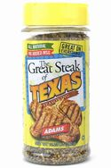 Great Steak of Texas Seasoning - Medium Value Size