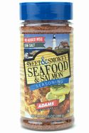 Sweet & Smokey Seafood Seasoning - Med Value Size