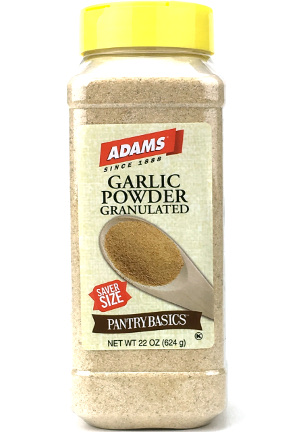 Garlic Powder Granulated - Large Saver Size