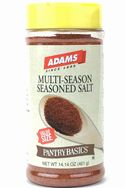 Multi-Season Seasoned Salt - Medium Value Size