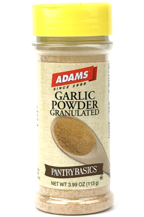Garlic Powder Granulated - Small Family Size