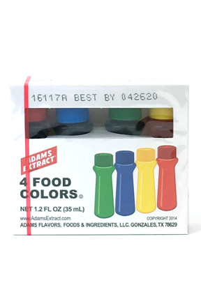 Color Pack 4-1/4 oz