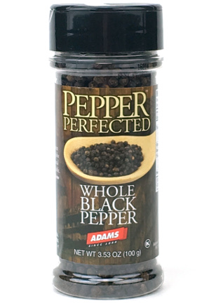 Whole Black Pepper - Small Family Size