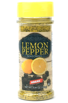 Lemon Pepper - Small Family Size
