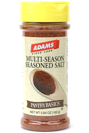 Multi-Season Seasoned Salt - Small Family Size