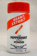 Peppermint Flavor Powder Pure
